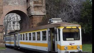"""Tor Pignattara, a rischio la linea Termini-Centocelle. I comitati: """"Salviamo il trenino"""""""