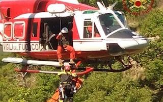 Cerveteri, cinque persone disperse in un bosco: ricerche con l'elicottero