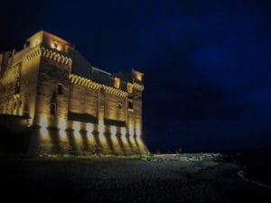 Foto dalla pagina Facebook del Castello di Santa Severa