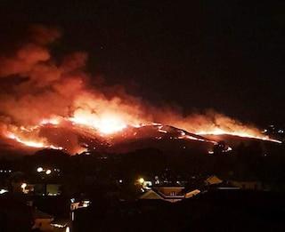 Incendi Monte Tuscolo e Monte Fiore. Piromani scatenati ai Castelli: 8mila ettari in fumo in 48 ore