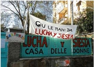 """Sgombero Lucha y Siesta, le attiviste: """"Il Comune non ci ha mai proposto soluzioni alternative"""""""
