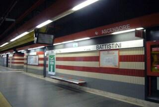 Metro A Termini - Battistini chiusa per lavori dal 20 al 25 agosto: informazioni e bus sostitutivi