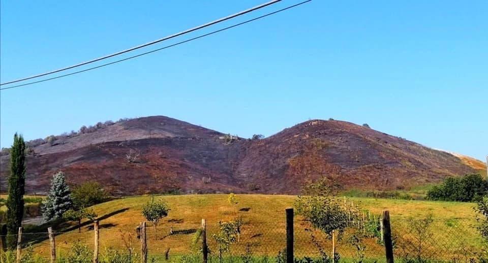 Come appare il Monte Tuscolo questo pomeriggio