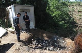 Palestrina, sorpreso a bruciare rifiuti in un campo: arrestato 60enne noto per reati ambientali
