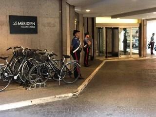 Carabiniere ucciso, nuovo sopralluogo nell'hotel: si cercano impronte digitali dei due ragazzi