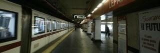 Maltempo a Roma: riaperta la metro Repubblica, bus e tram deviati