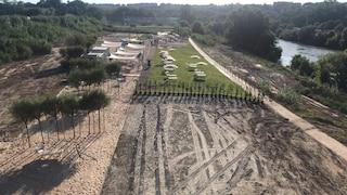 Riapre Tiberis, la spiaggia sul Tevere: l'inaugurazione sabato 3 agosto