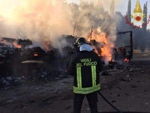 Incendio autostrada A12 Roma–Civitavecchia