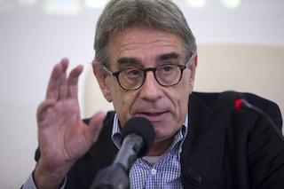 Roma, l'ex leader dei Comunisti Italiani, Oliviero Diliberto, eletto preside di Giurisprudenza