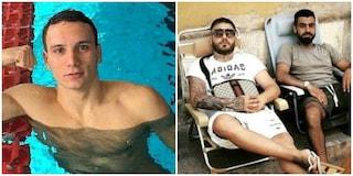 Manuel Bortuzzo, Daniel Bazzano e Lorenzo Marinelli condannati a 16 anni di carcere