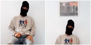"""Fabio Gaudenzi armato in video prima dell'arresto: """"Dirò chi ha ucciso Diabolik alla polizia"""""""