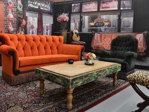 Il divano della serie tv 'Friends'
