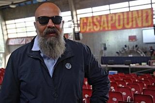 Gianluca Iannone di CasaPound condannato in appello per lo schiaffo al giornalista Filippo Rossi