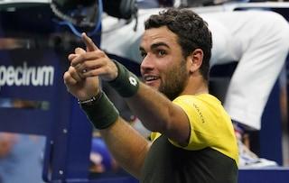 Chi è Matteo Berrettini, il tennista di Nuovo Salario che ha sfidato Rafael Nadal
