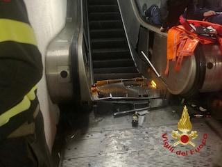 Metro Repubblica, la scala mobile riapre a ottobre: ma c'è l'incognita Barberini