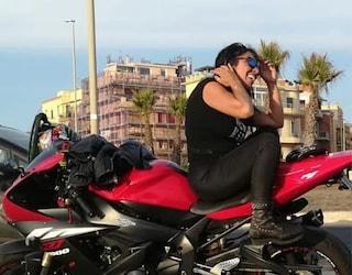 Ostia, la 'Pantera' Monica è morta in sella alla moto: le due ruote la sua grande passione