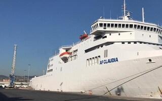 Civitavecchia, finita la disavventura di 850 passeggeri intrappolati su un traghetto per 10 ore