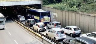 Info traffico Roma mercoledì 4 settembre 2019: ancora chiuso il sottovia del Muro Torto