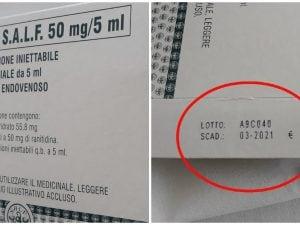 Il farmaco contenente ranitidina