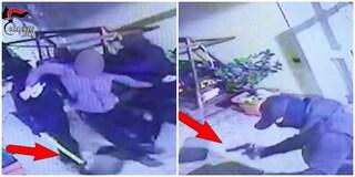 Rapina in villa a Fiano Romano con ascia e pistola, ladri arrestati in Albania: colf era basista