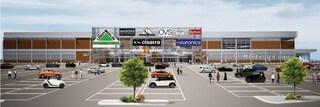 Salario Center: apre oggi un nuovo centro commerciale a Roma