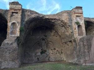 La scuola degli Araldi (Foto del Parco archeologico del Colosseo)