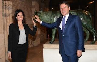 """Fiducia governo Conte, Virginia Raggi: """"Roma avrà finalmente poteri adeguati al suo ruolo"""""""