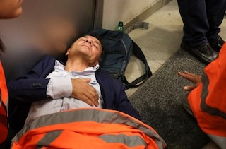 """Fassina ferito al sit in, il capo della polizia Gabrielli: """"Operato degli agenti ineccepibile"""""""