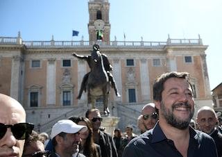 Sabato a Roma la manifestazione della Lega di Salvini: piano traffico, trasporti e chiusure strade