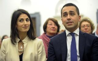 """Di Maio difende Virginia Raggi: """"Tutto il Movimento la sostiene, presto poteri speciali per Roma"""""""