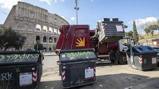 """Emergenza rifiuti, incontro Campidoglio-Regione: """"Per ora non serve una proroga dell'ordinanza"""""""