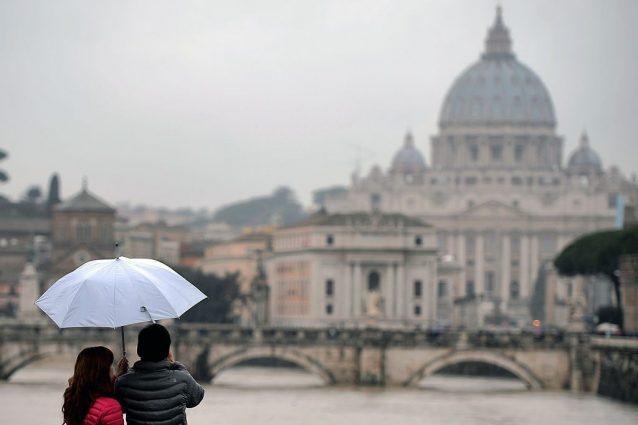 Previsioni meteo Roma 23 e 24 ottobre: weekend instabile, pioggia alternata a schiarite