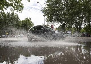 Allerta meteo Roma e Lazio 31 ottobre: forte pioggia, intensi temporali e locali nubifragi