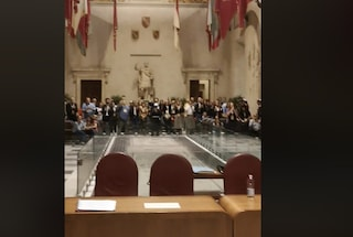 I 5 Stelle approvano la delibera tra le proteste: Roma Metropolitane sarà liquidata