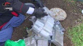 Roma, maxi sequestro di droga da Tor Bella Monaca a Ottavia: 56 arresti in 10 giorni