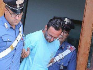 L'arresto di Emanuele Riggione