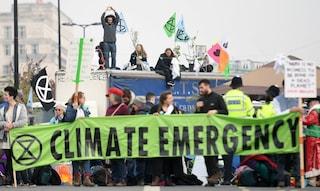 Extinction Rebellion: a Roma si prepara la rivolta contro i cambiamenti climatici