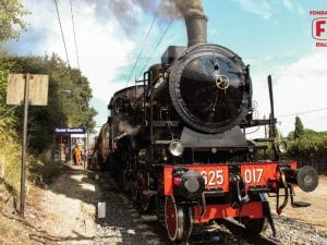 Il treno storico Roma–Castel Gandolfo