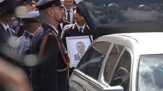 Funerali di Matteo Demenego: Velletri in lutto per l'ultimo saluto al poliziotto ucciso a Trieste