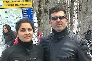 Giuseppe, ucciso dall'ex moglie con due coltellate alla gola: l'aveva denunciata giorni fa