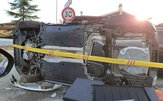 """Incidente a Morena, auto contro suv: """"Ogni giorno incidenti terribili per velocità troppo alta"""""""