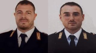 "Poliziotti uccisi a Trieste, a Velletri fiaccolata per Matteo Demenego: ""In memoria dei nostri eroi"""