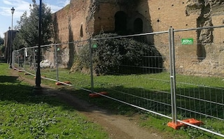 Roma, al via i lavori di restauro e consolidamento delle antiche Mura Aureliane