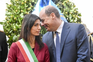 """Zingaretti contro Ama: """"Ritardi su accordi per portare i rifiuti di Roma fuori dal Lazio"""""""