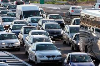 Incidente sul Grande Raccordo Anulare all'altezza di via Tiburtina: traffico in tilt