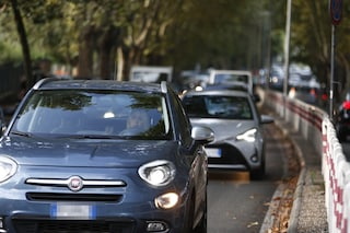 Roma, stop motori Diesel nella Fascia Verde: smog e polveri sottili alle stelle