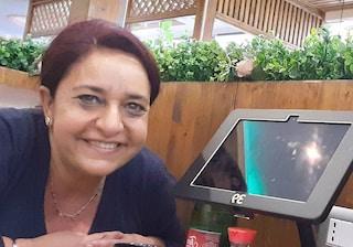 Barbara Biangardo, 46 anni, è la vittima dell'incidente mortale di ieri alla Romanina