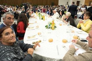 Giornata mondiale dei poveri: a Roma domenica di pranzi solidali per gli indigenti