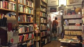 Il 29 novembre la festa d'addio alla Libreria del Viaggiatore