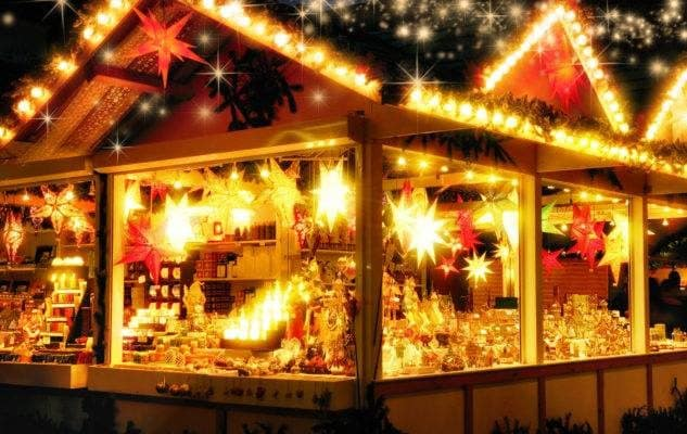 Mercatino di Natale a Testaccio (Foto di Roma Food Village)